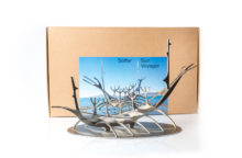Quality Replicas of Sólfar / Sun Voyager from Iceland and Made in Stainless Steel size 60cm, 23,7 inches